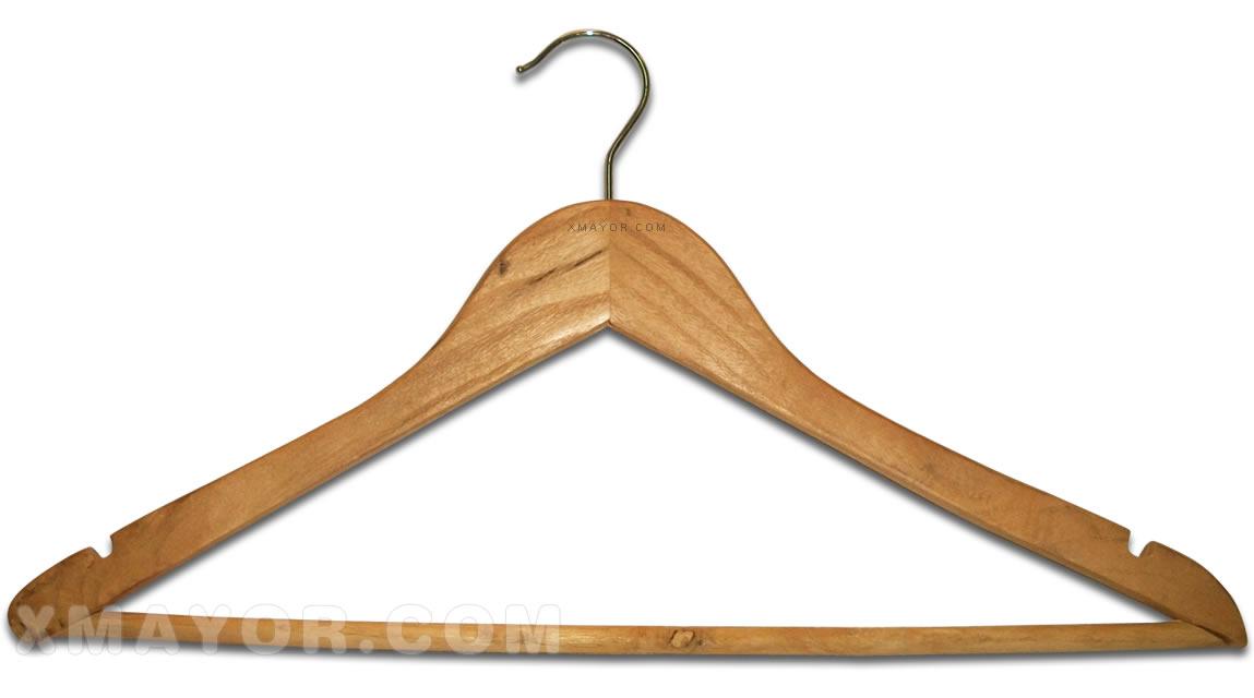 Colgadores para ropa per venta de colgadores de ropa al for Ganchos para cortinas de madera